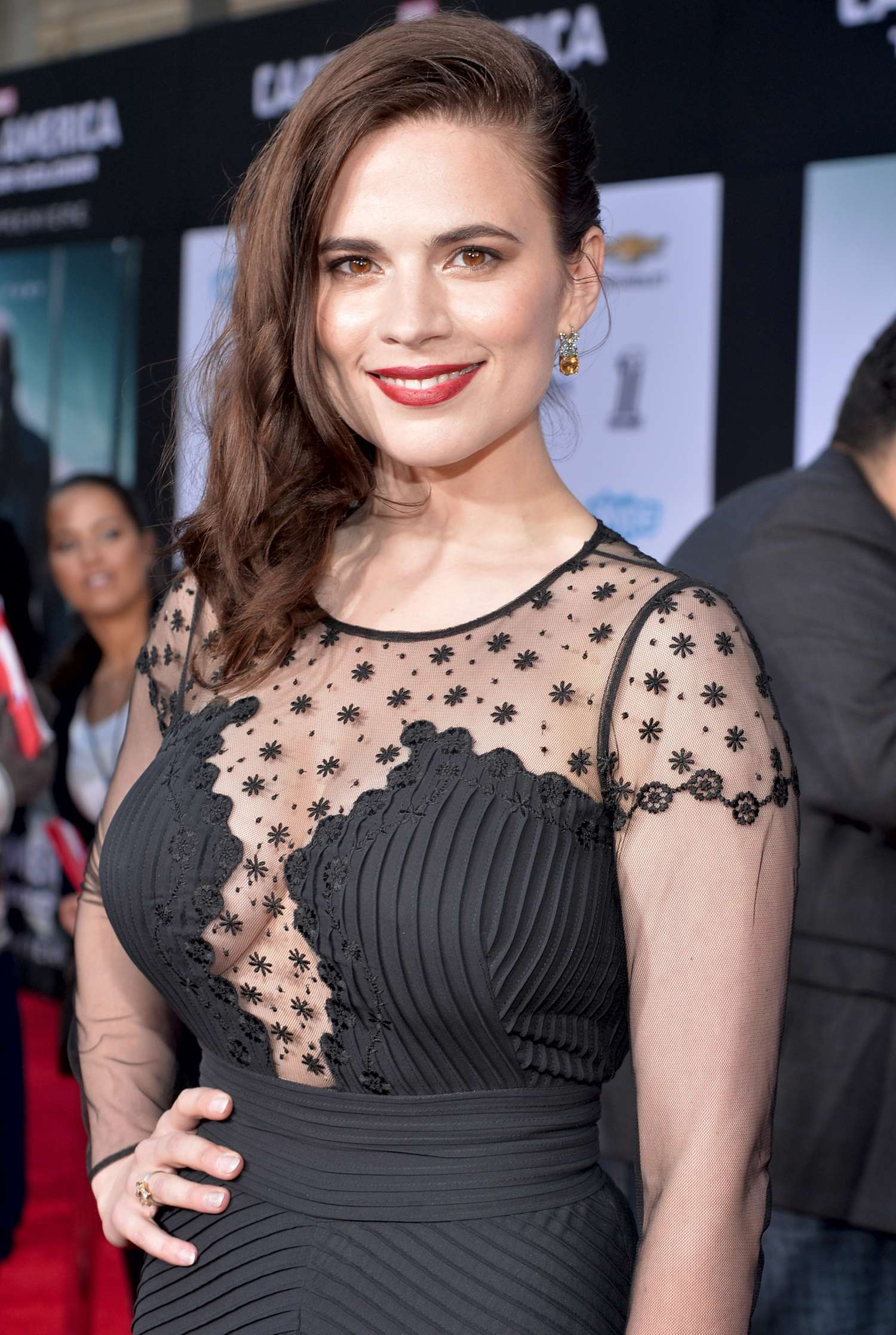 Hayley Atwell HQ wallpapers