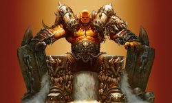 Hearthstone: Garrosh Hellscream HD pics