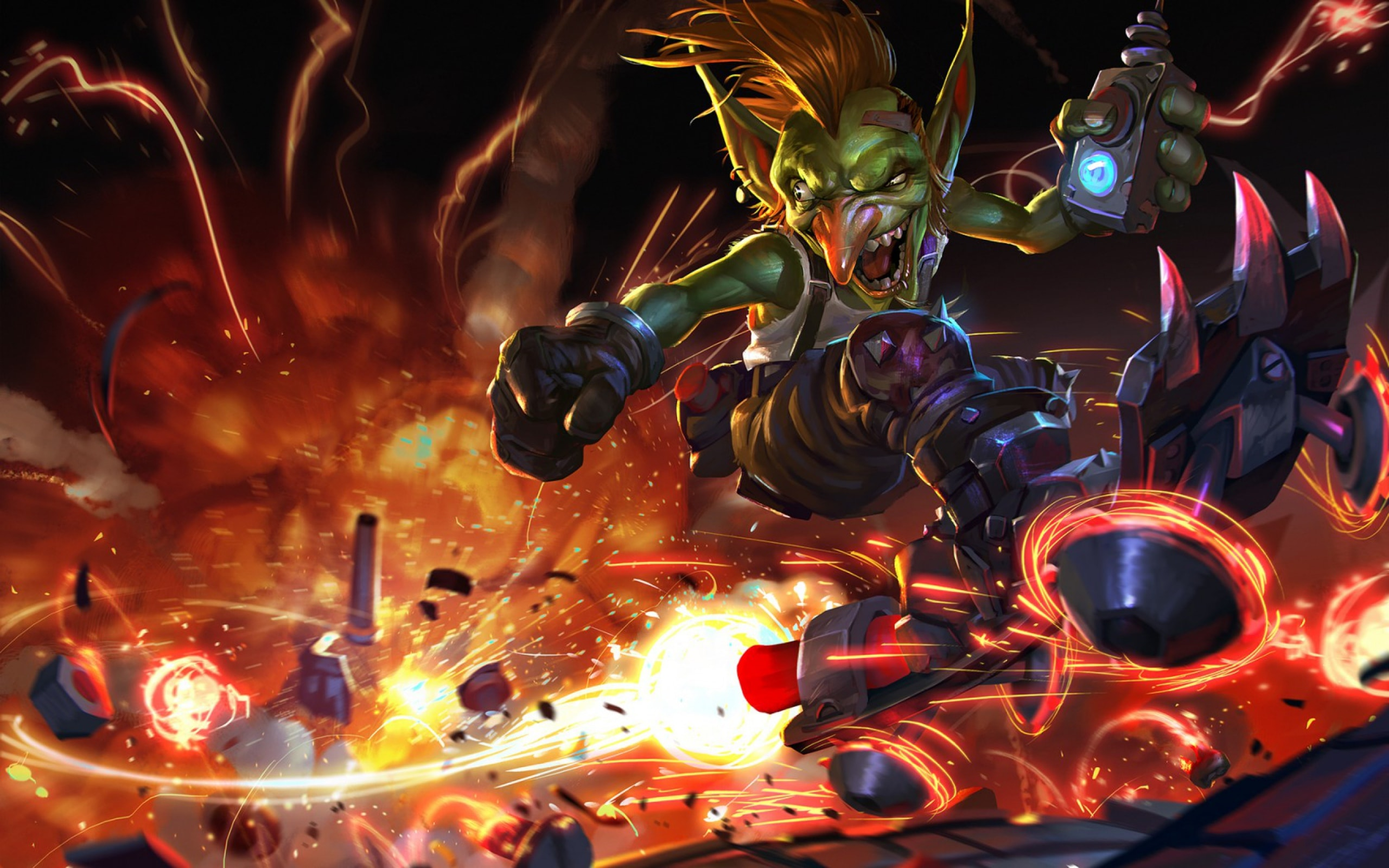 Hearthstone: Goblins Vs. Gnomes HQ wallpapers