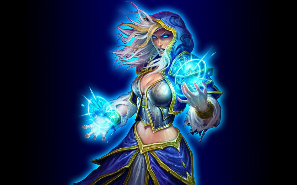Hearthstone: Jaina Proudmoore Pictures