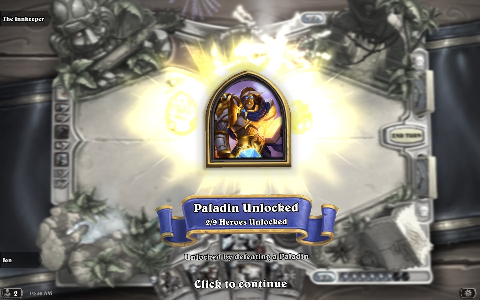 Hearthstone: Uther The Lightbringer Download