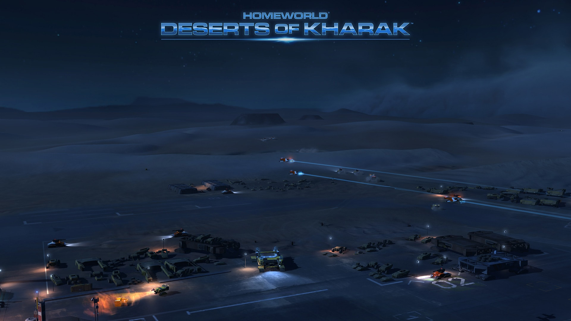 Homeworld: Deserts of Kharak HQ wallpapers