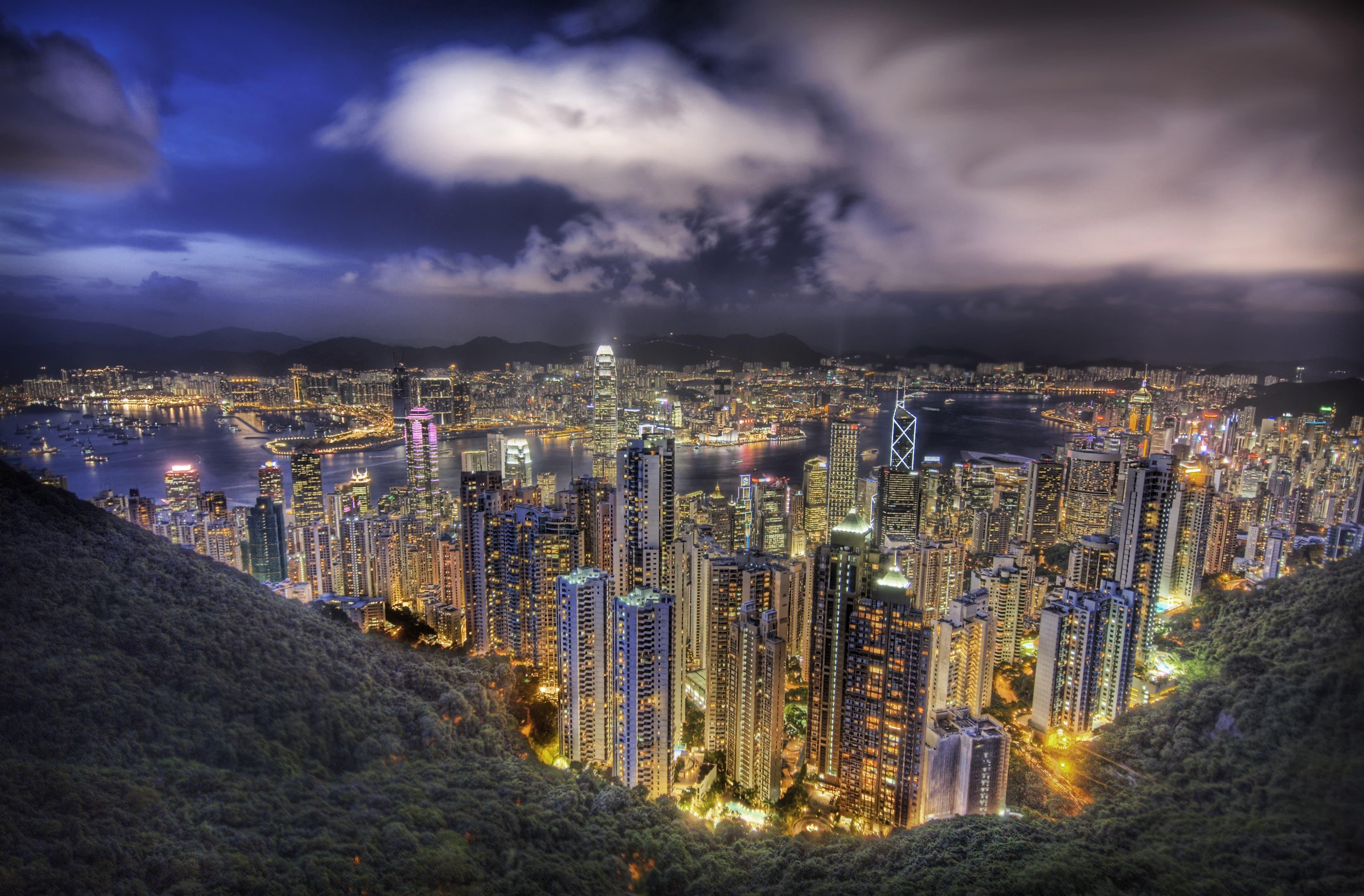 Hong Kong HQ wallpapers