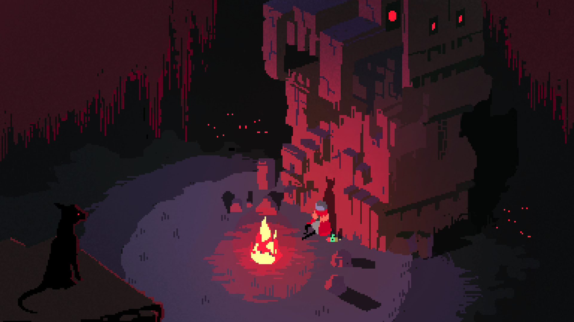 Hyper Light Drifter HQ wallpapers