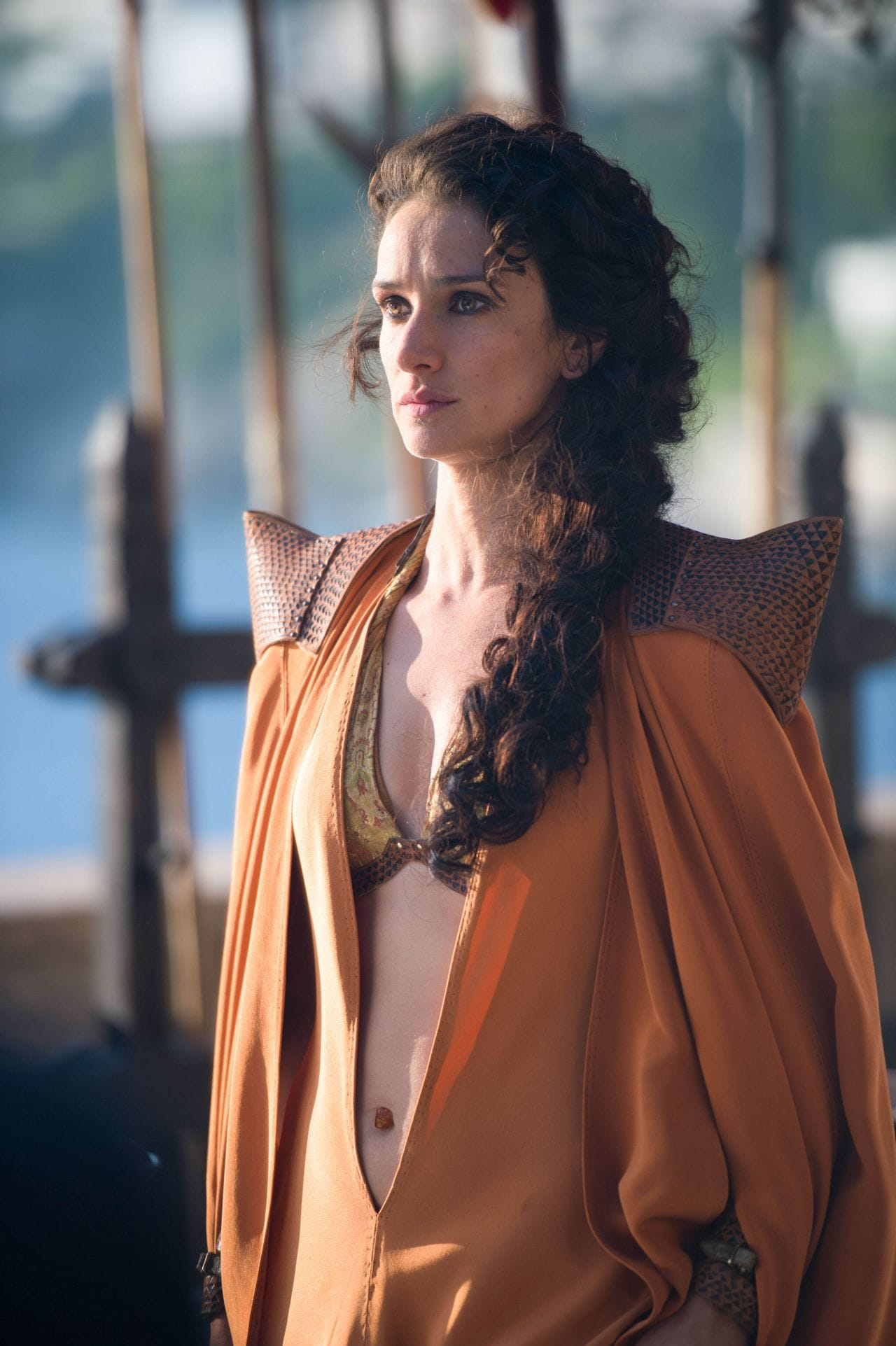 Indira Varma HQ wallpapers