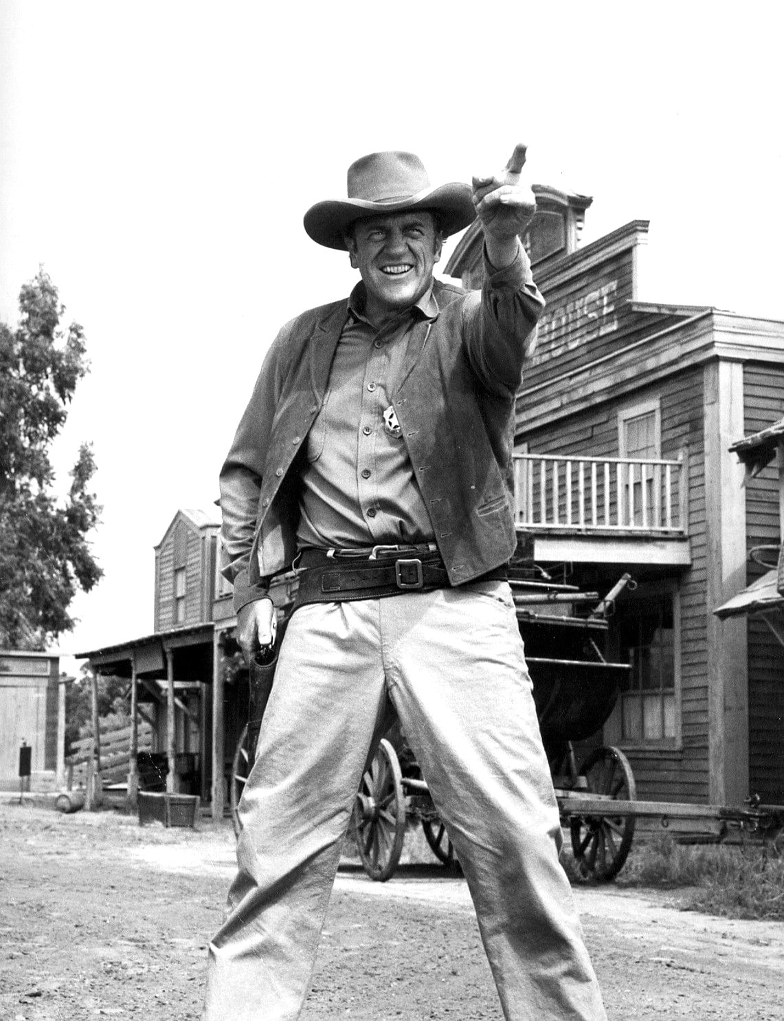 James Arness HQ wallpapers
