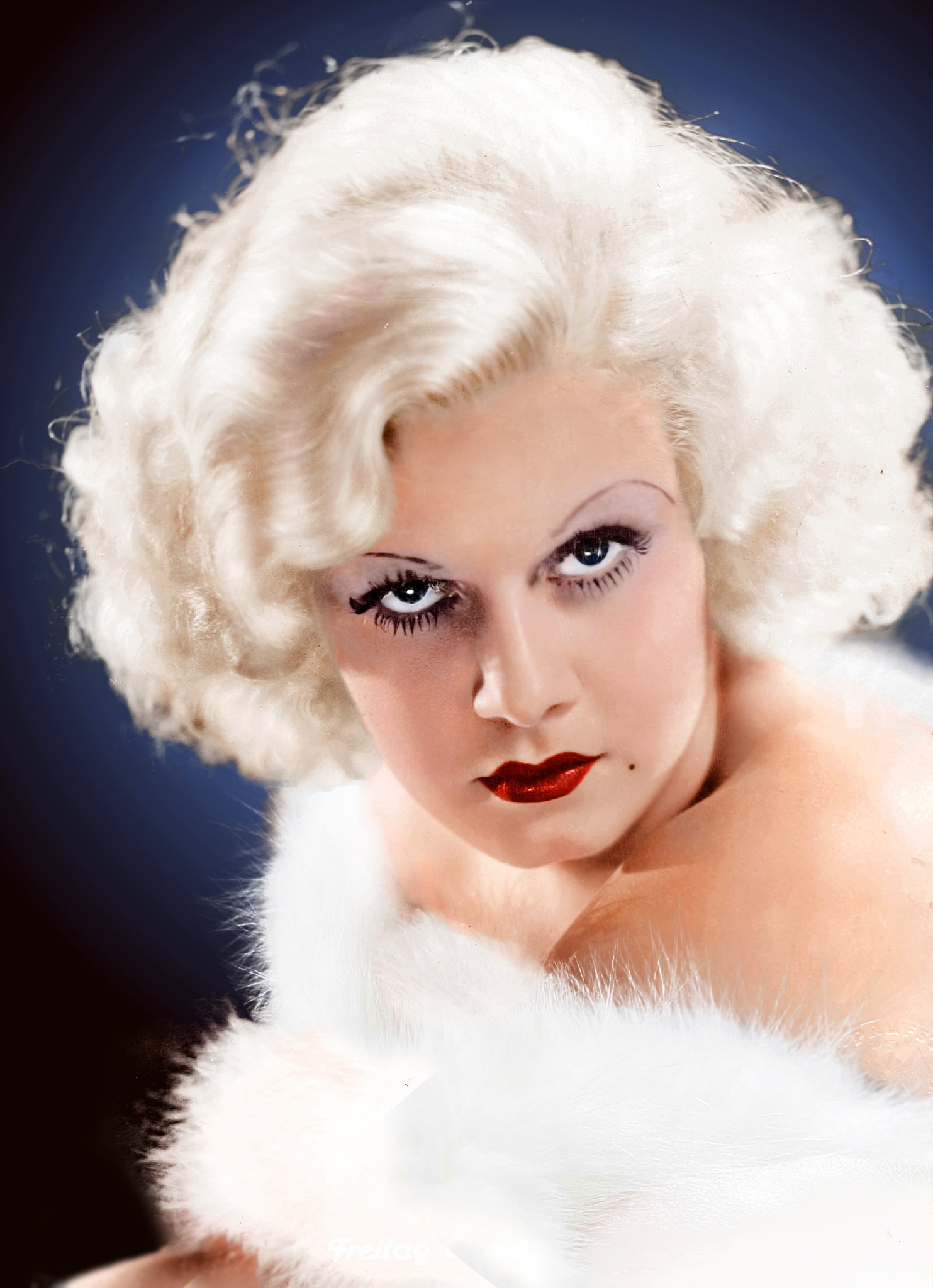 Jean Harlow HQ wallpapers