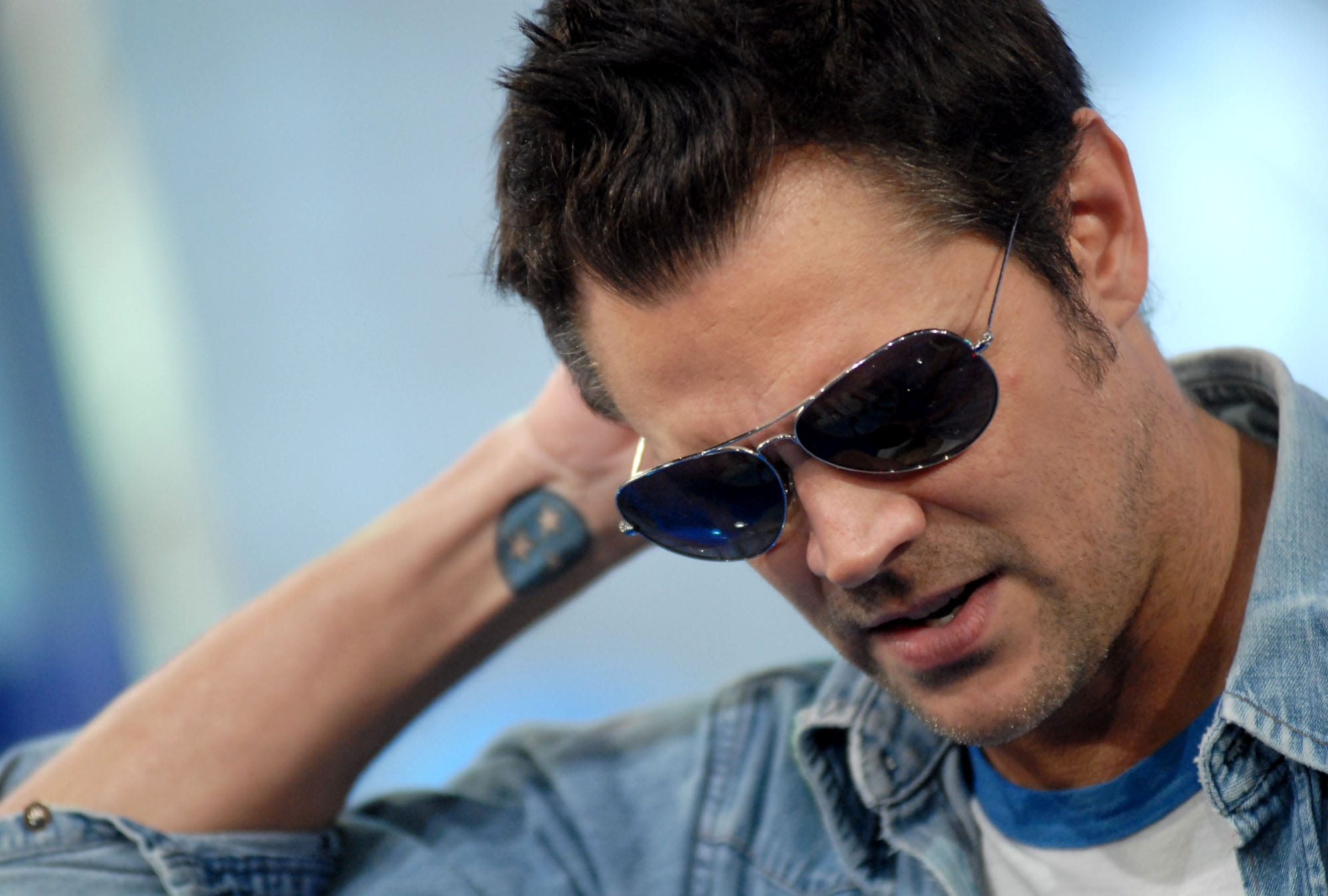 Johnny Knoxville HQ wallpapers