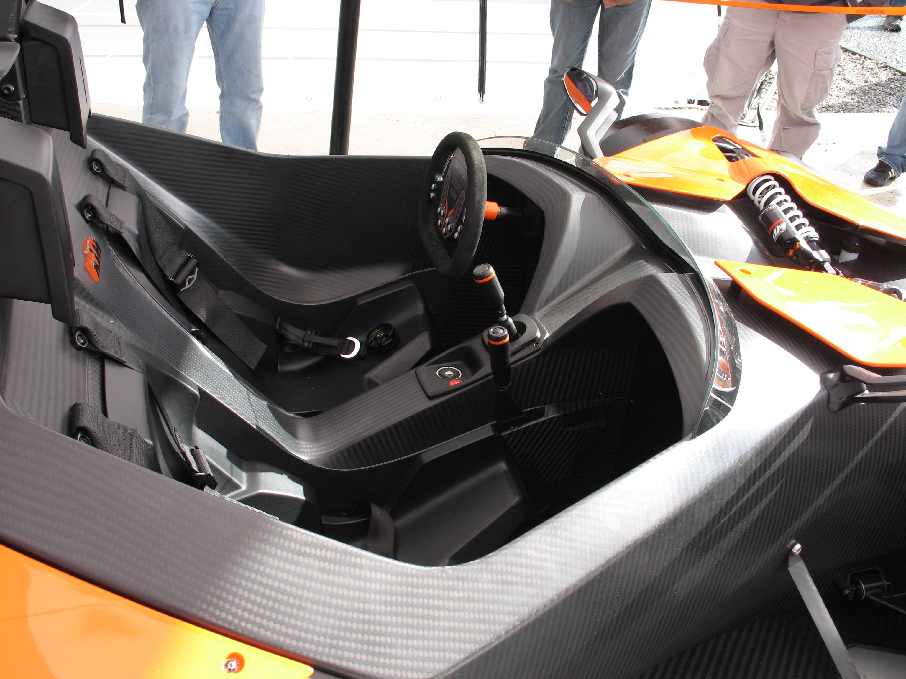 KTM X-Bow HQ wallpapers
