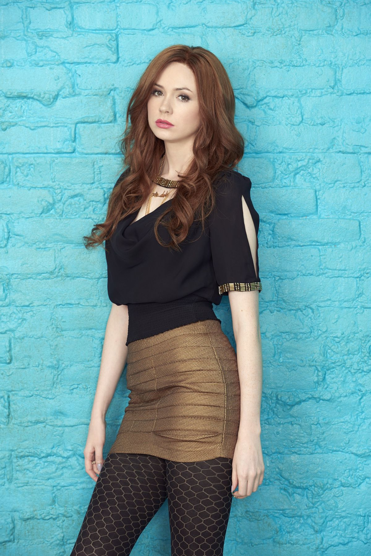 Karen Gillan HQ wallpapers