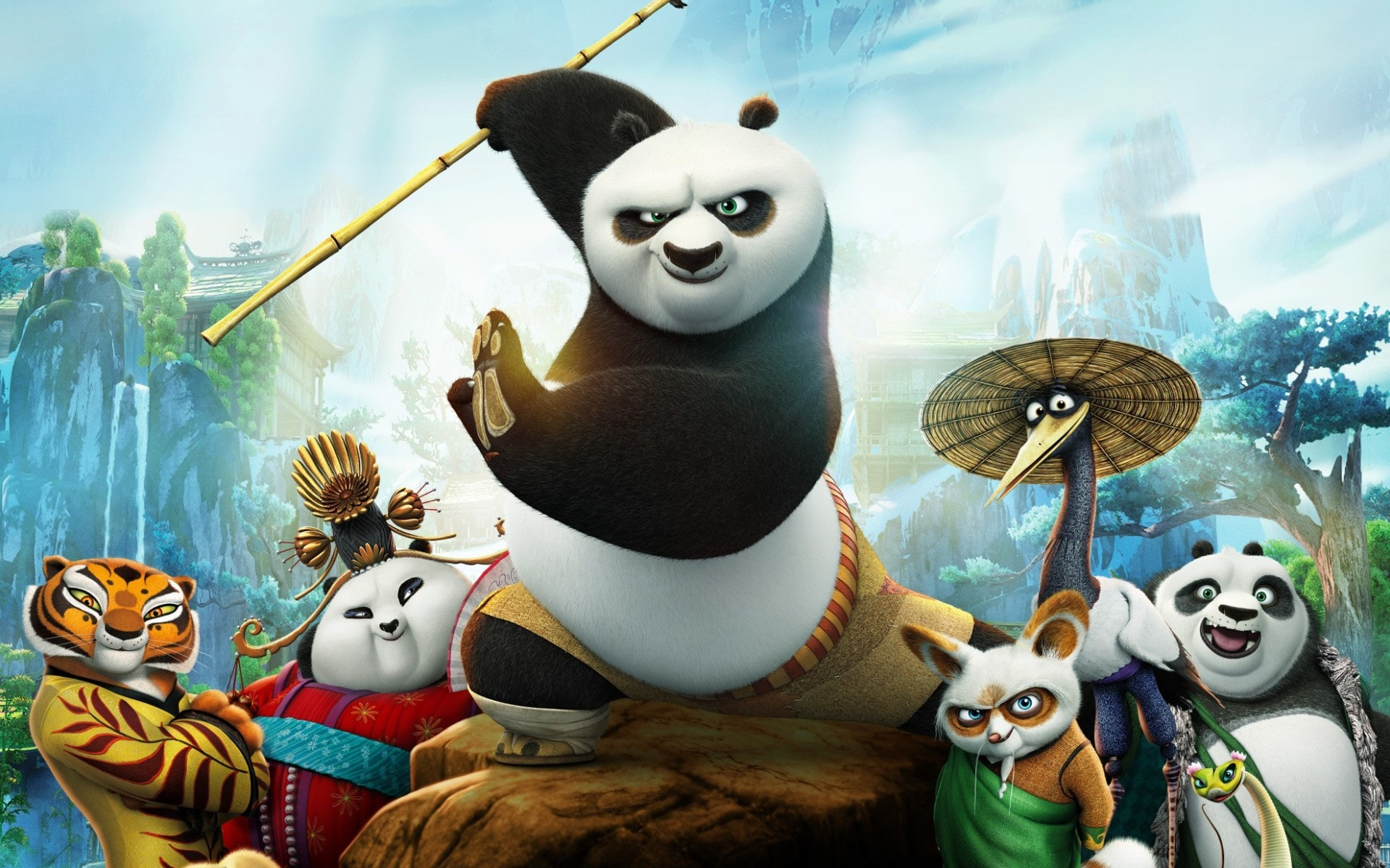 Kung fu panda iphone wallpaper - Kung Fu Panda 3 Pictures Kung Fu Panda 3 Hq Wallpapers