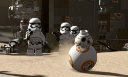 LEGO Star Wars: The Force Awakens HQ wallpapers