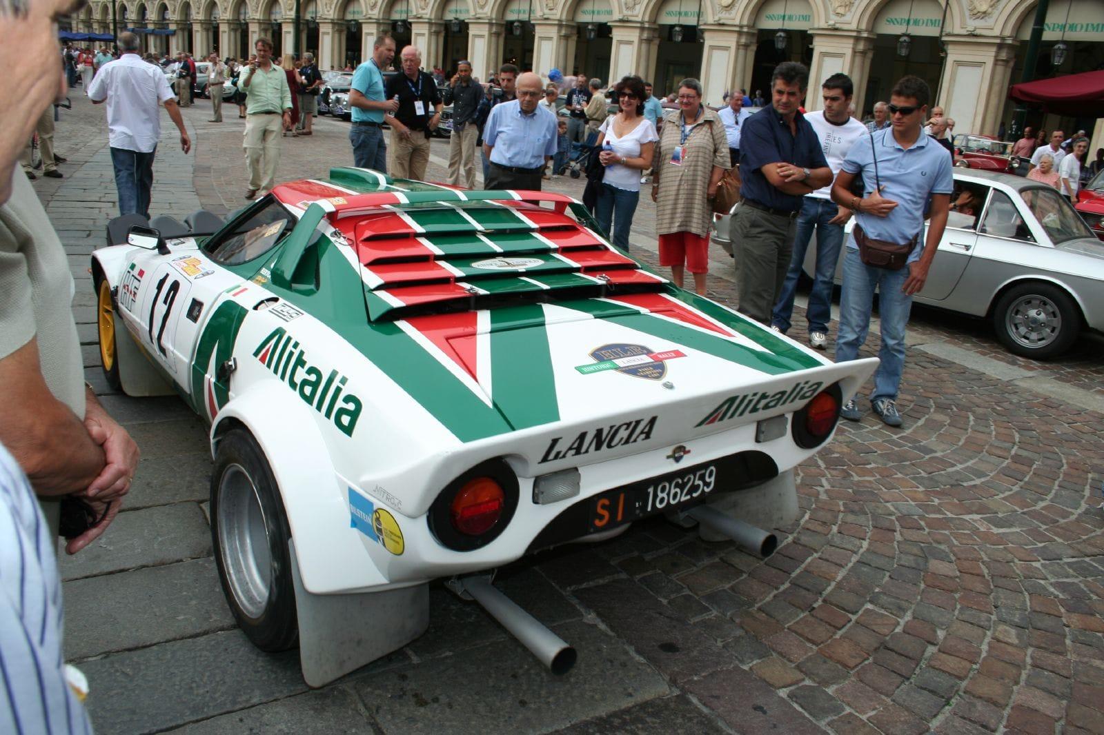 Lancia Stratos HF HQ wallpapers