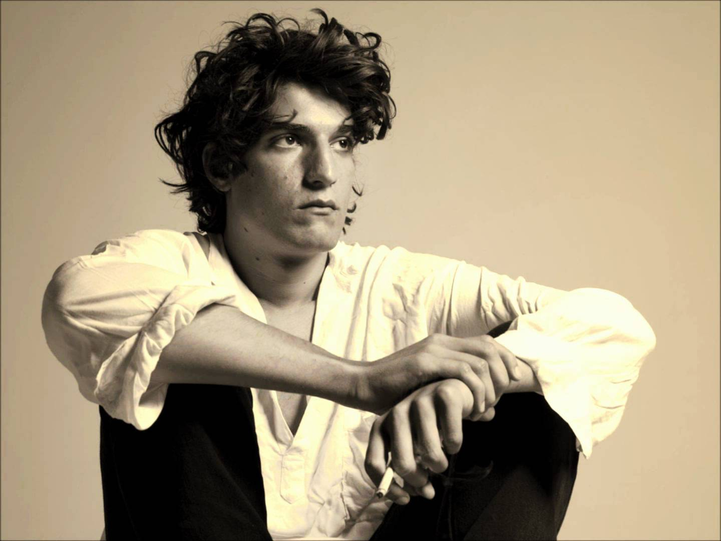 Louis Garrel HQ wallpapers