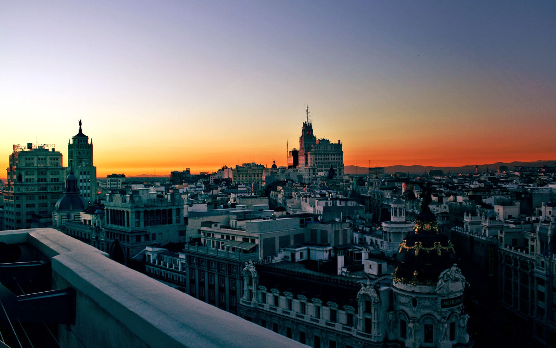 Madrid Hd Wallpapers 7wallpapersnet
