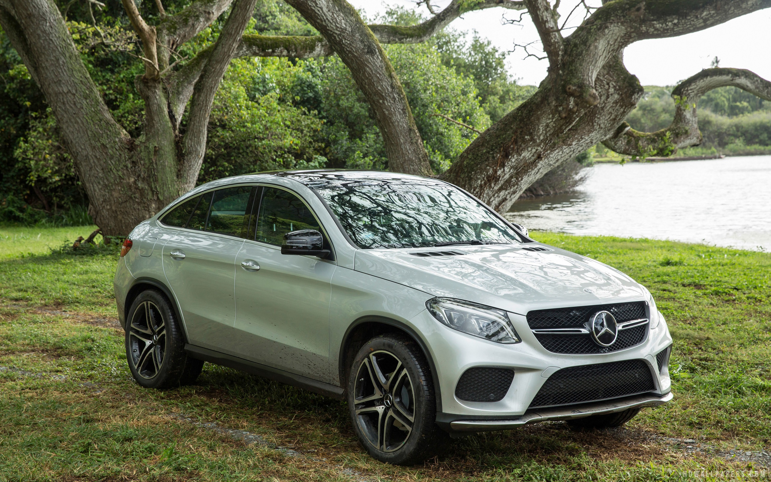 MercedesBenz GLE coupe HD Desktop Wallpapers