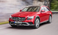 Mercedes E-Class All-Terrain HQ wallpapers