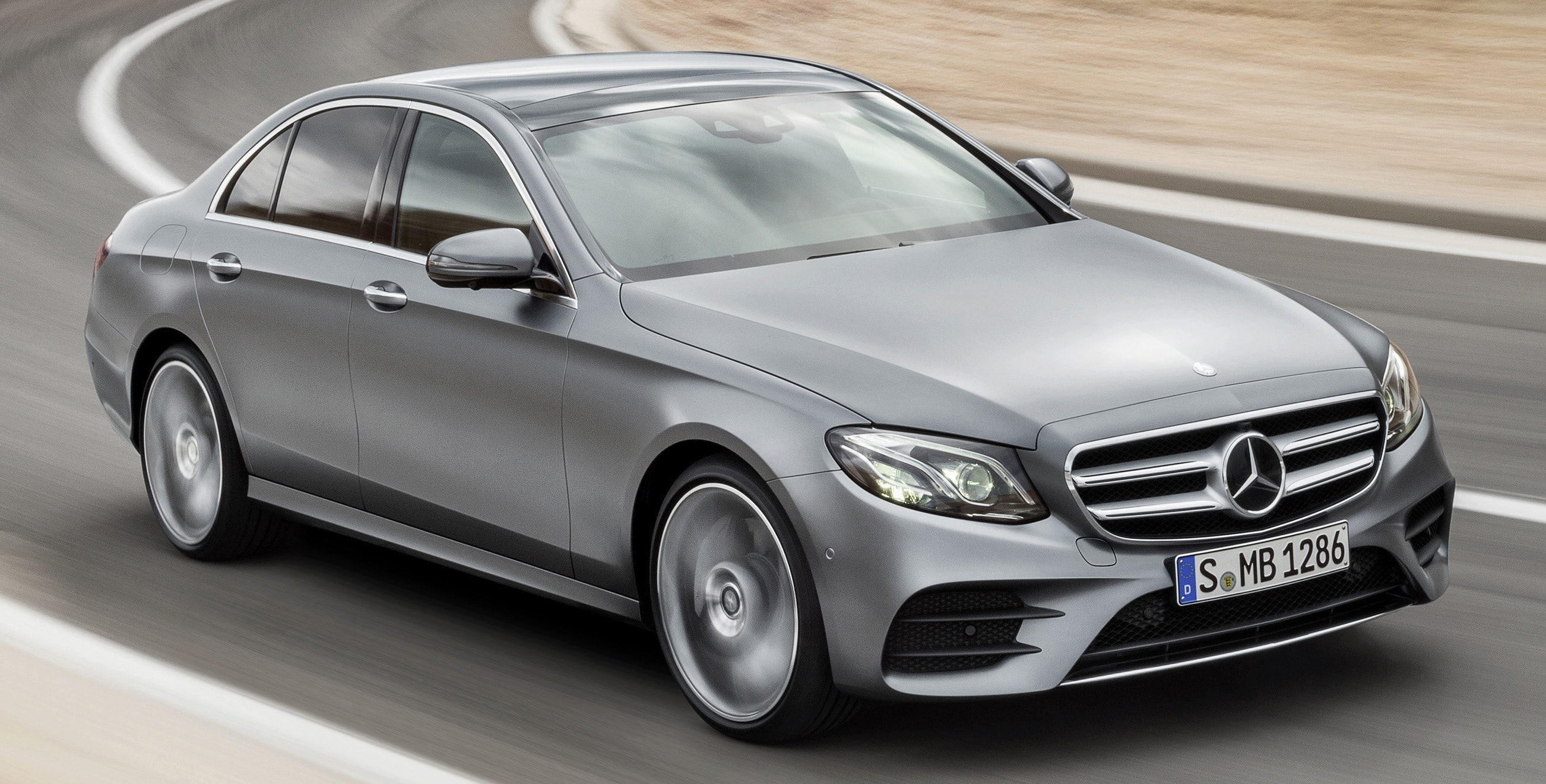 Mercedes E-Class W213 HQ wallpapers