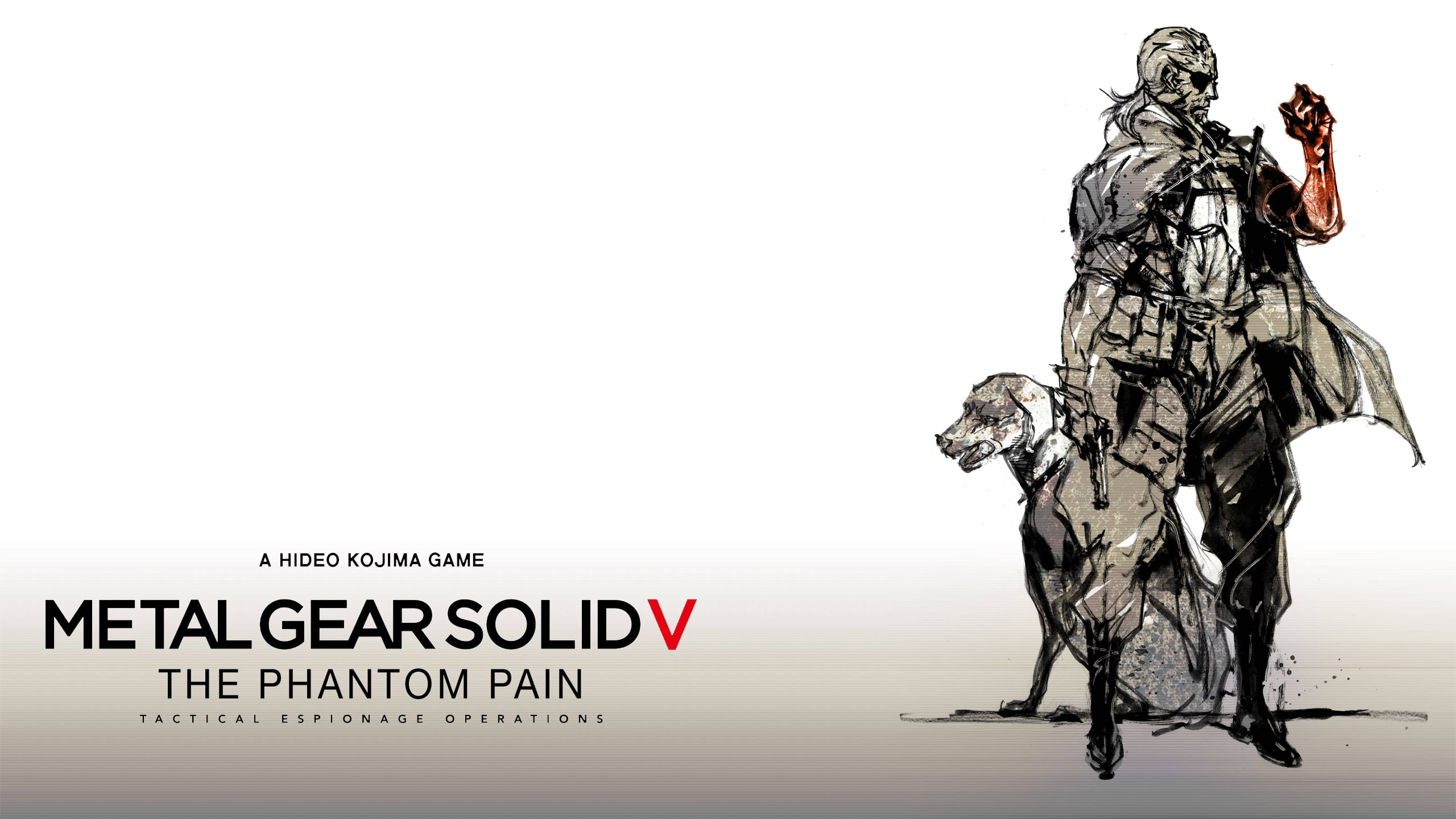 Metal Gear Solid V: The Phantom Pain HQ wallpapers
