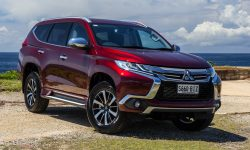 Mitsubishi Pajero Sport 3 HQ wallpapers