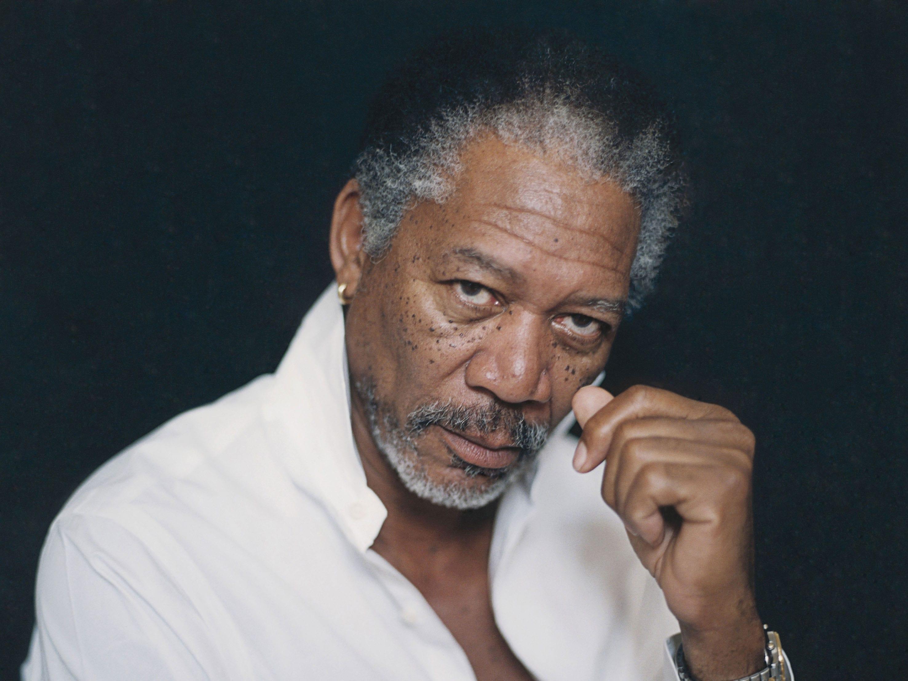 Morgan Freeman HQ wallpapers