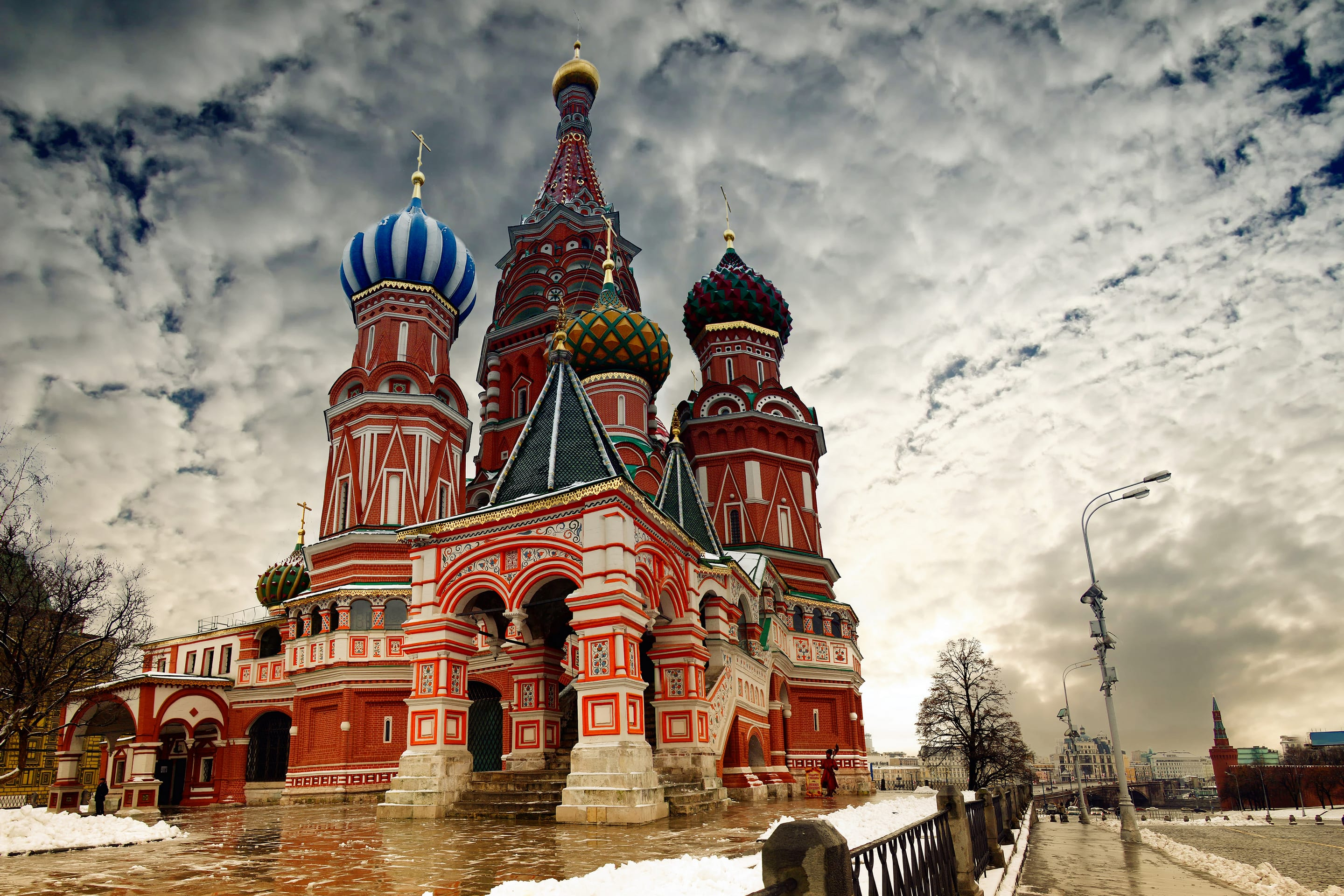 Moscow HQ wallpapers