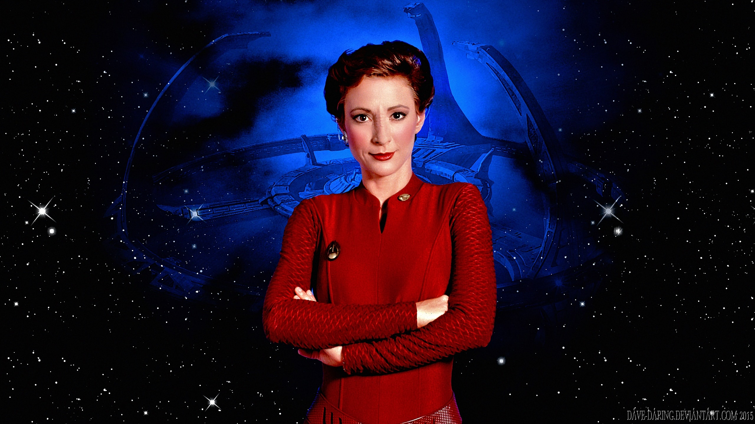 Nana Visitor HQ wallpapers