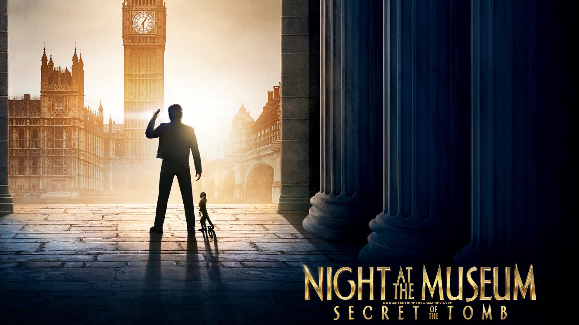 Night At The Museum: Secret Of The Tomb HQ wallpapers