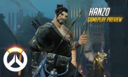 Overwatch : Hanzo HQ wallpapers