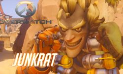 Overwatch : Junkrat HQ wallpapers