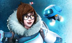 Overwatch : Mei HQ wallpapers