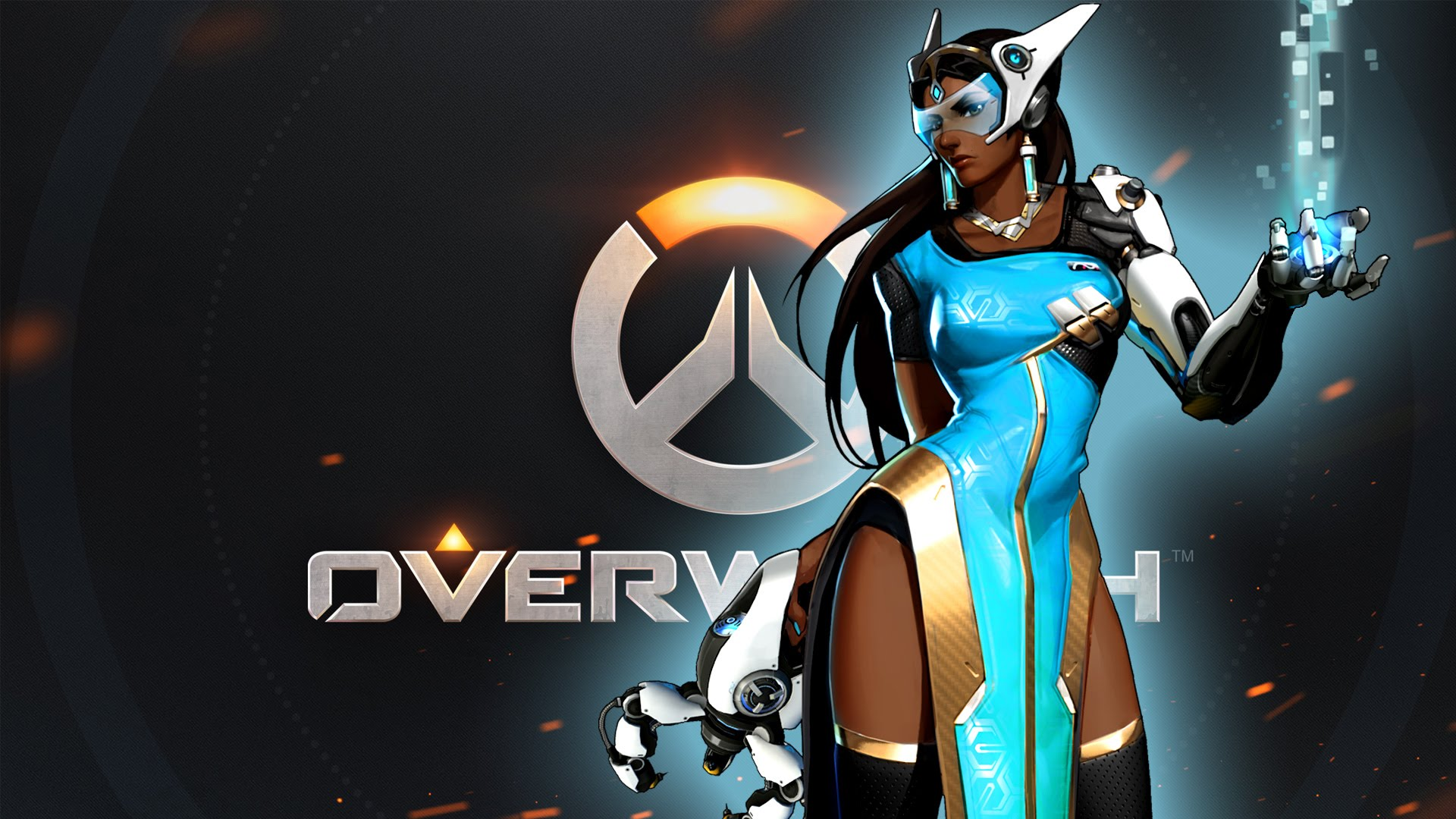 Overwatch : Symmetra HQ wallpapers