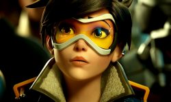 Overwatch : Tracer HQ wallpapers