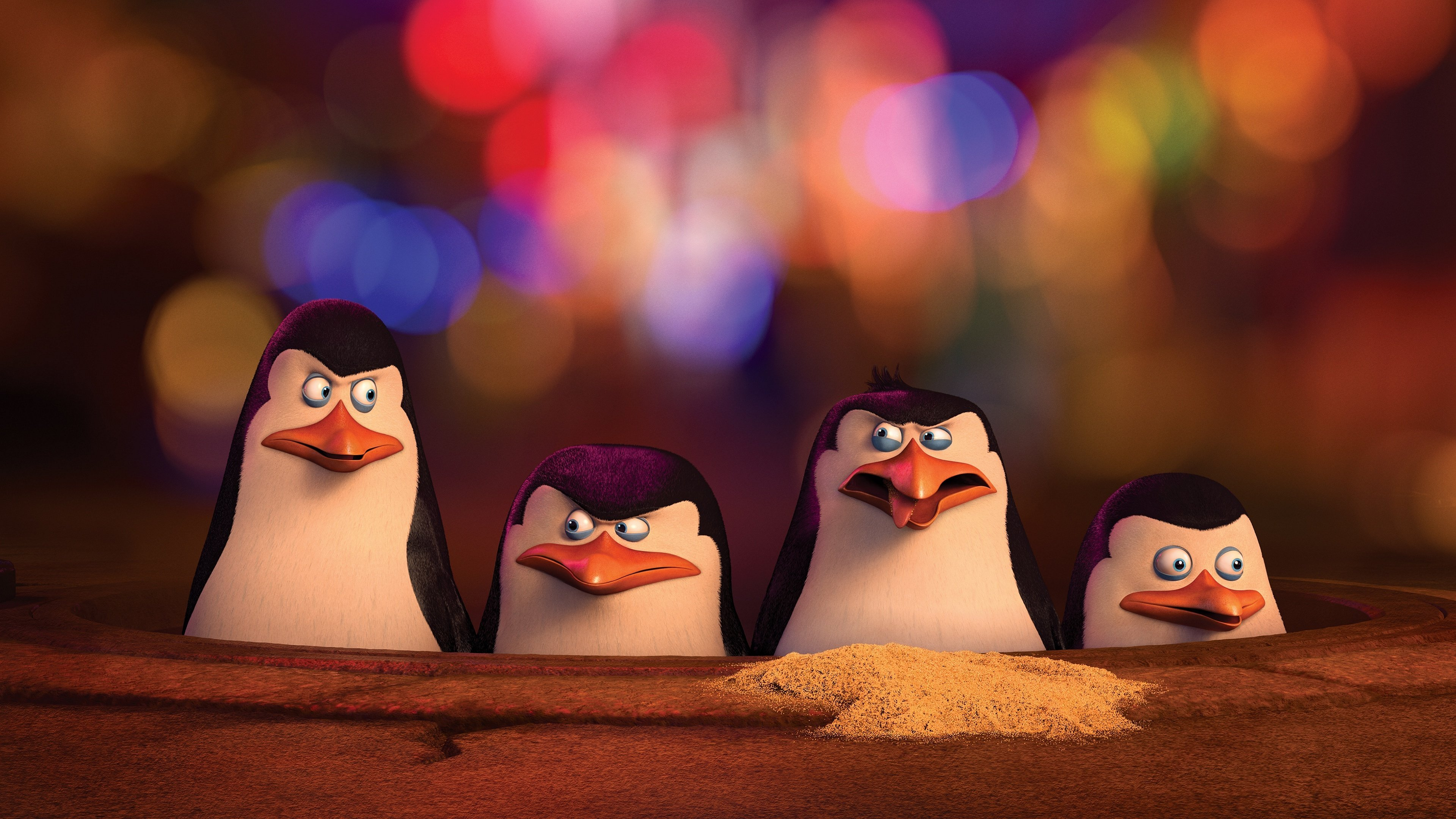 Penguins Of Madagascar HD pics