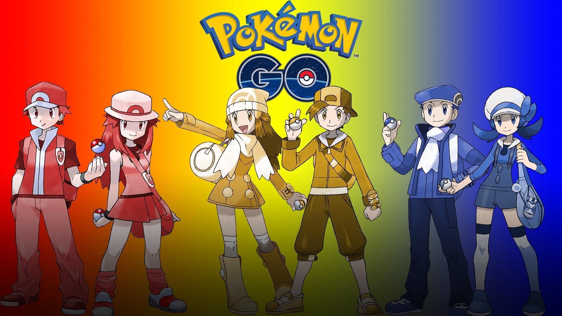 Pokemon Go HQ wallpapers