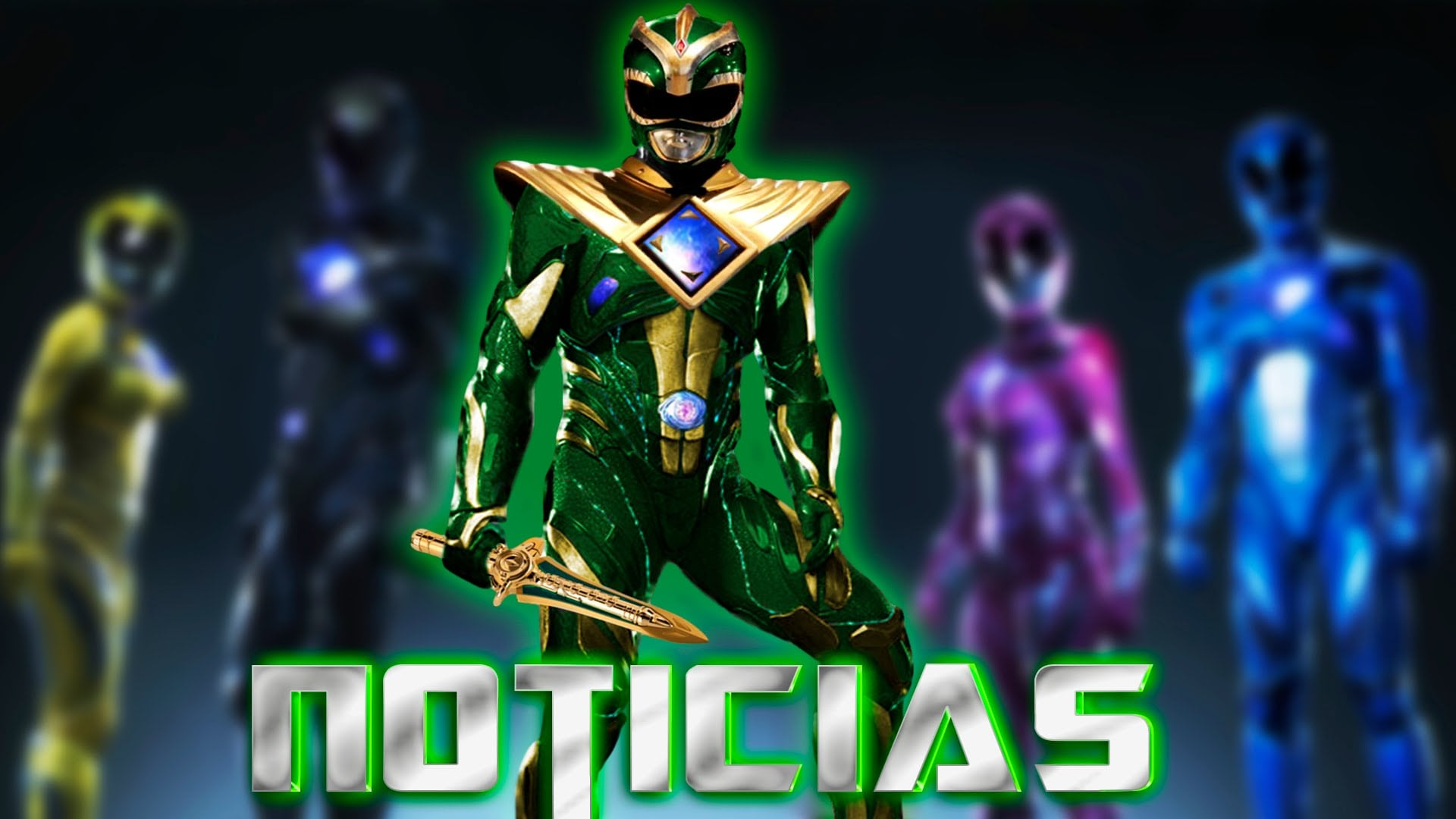 Power Rangers Screensavers Background