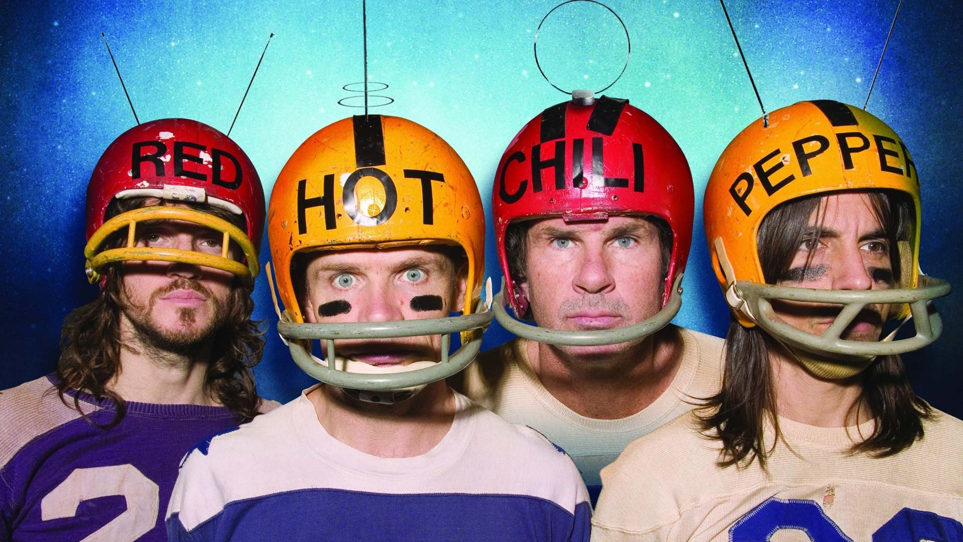 Red Hot Chili Peppers HQ wallpapers