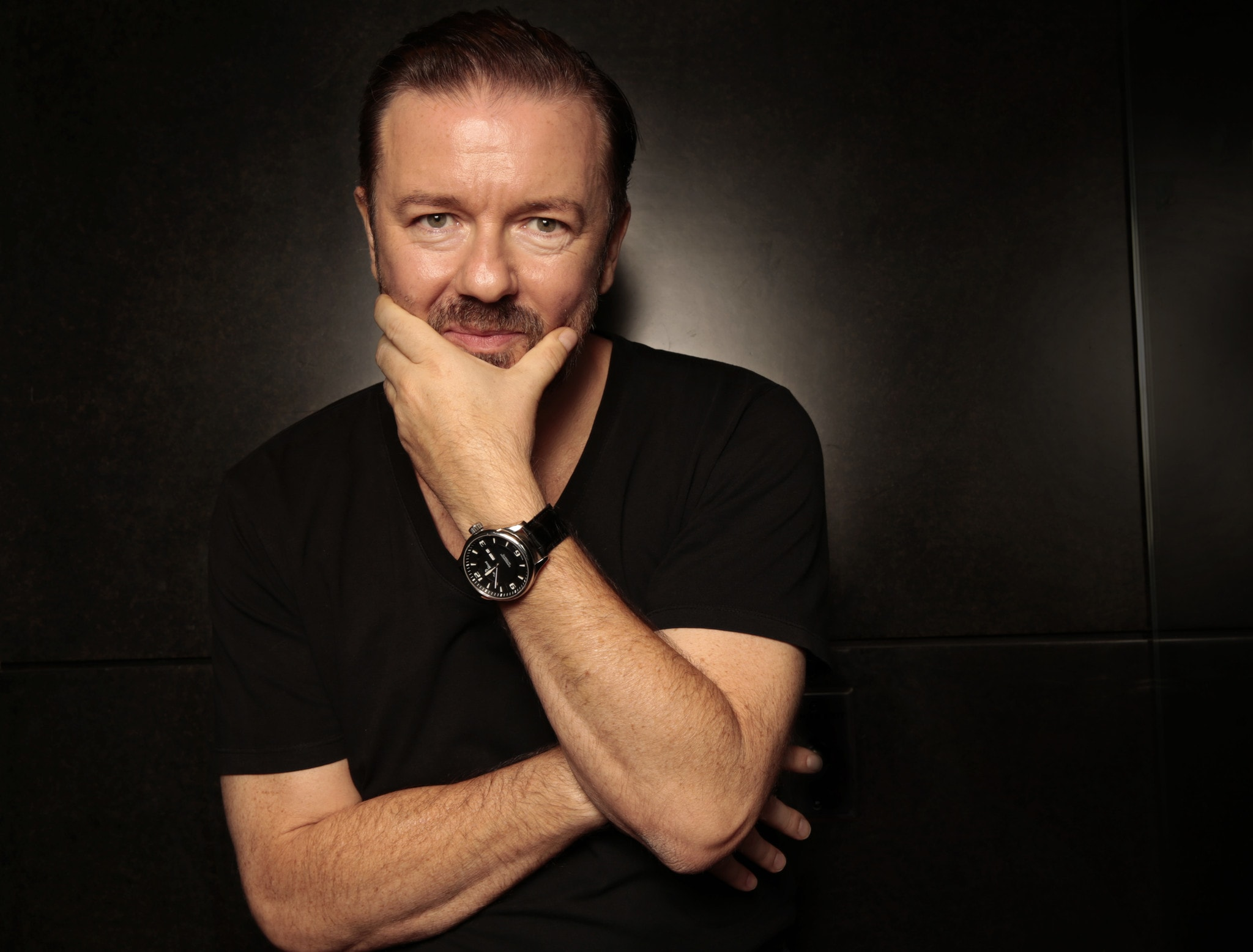 Ricky Gervais HQ wallpapers