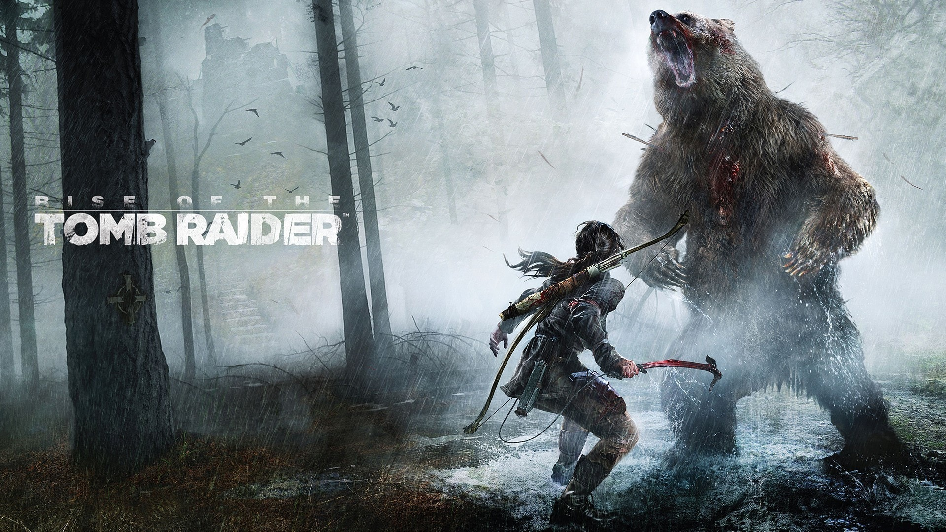 Rise of the Tomb Raider HQ wallpapers