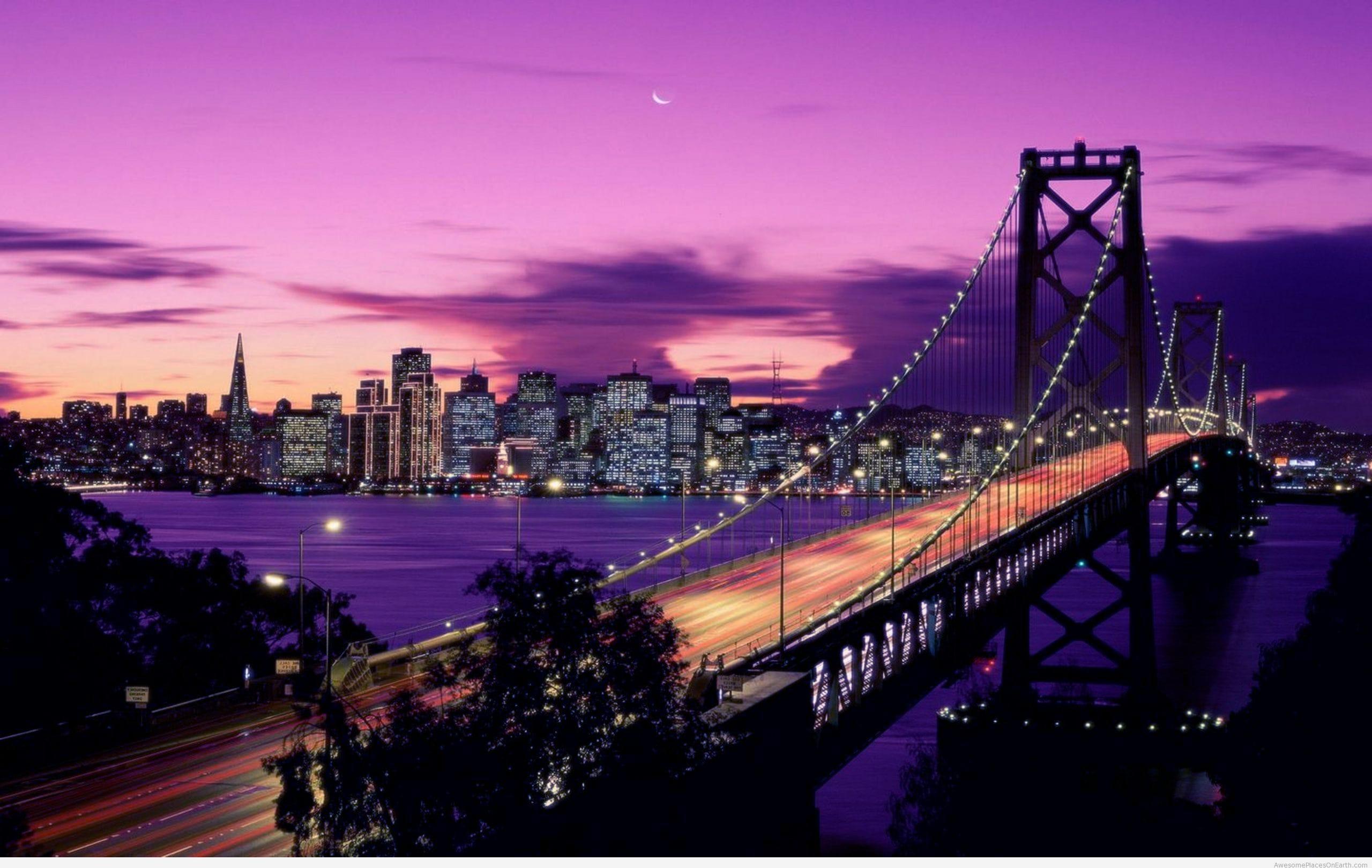 San Francisco background