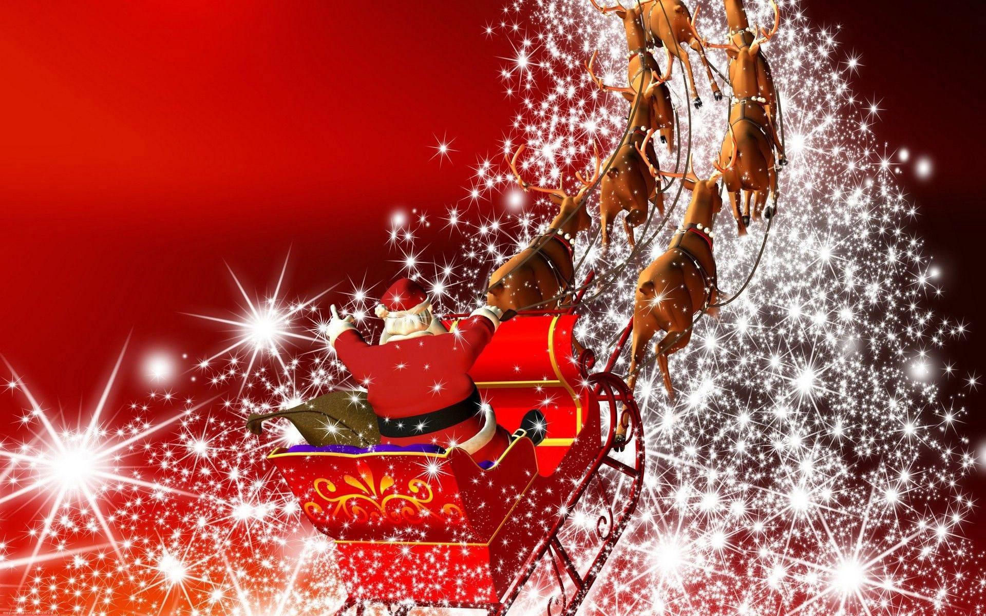 Santa Claus HQ wallpapers