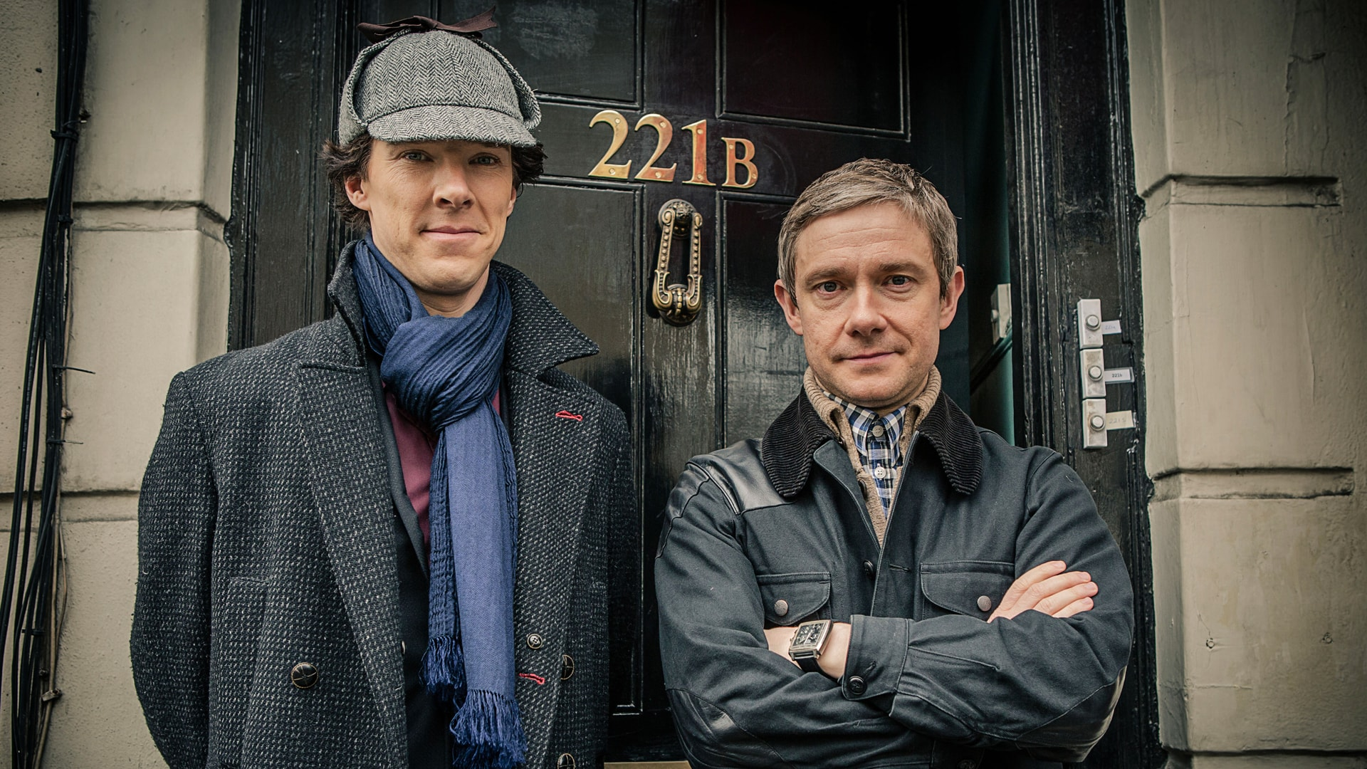 Sherlock HQ wallpapers