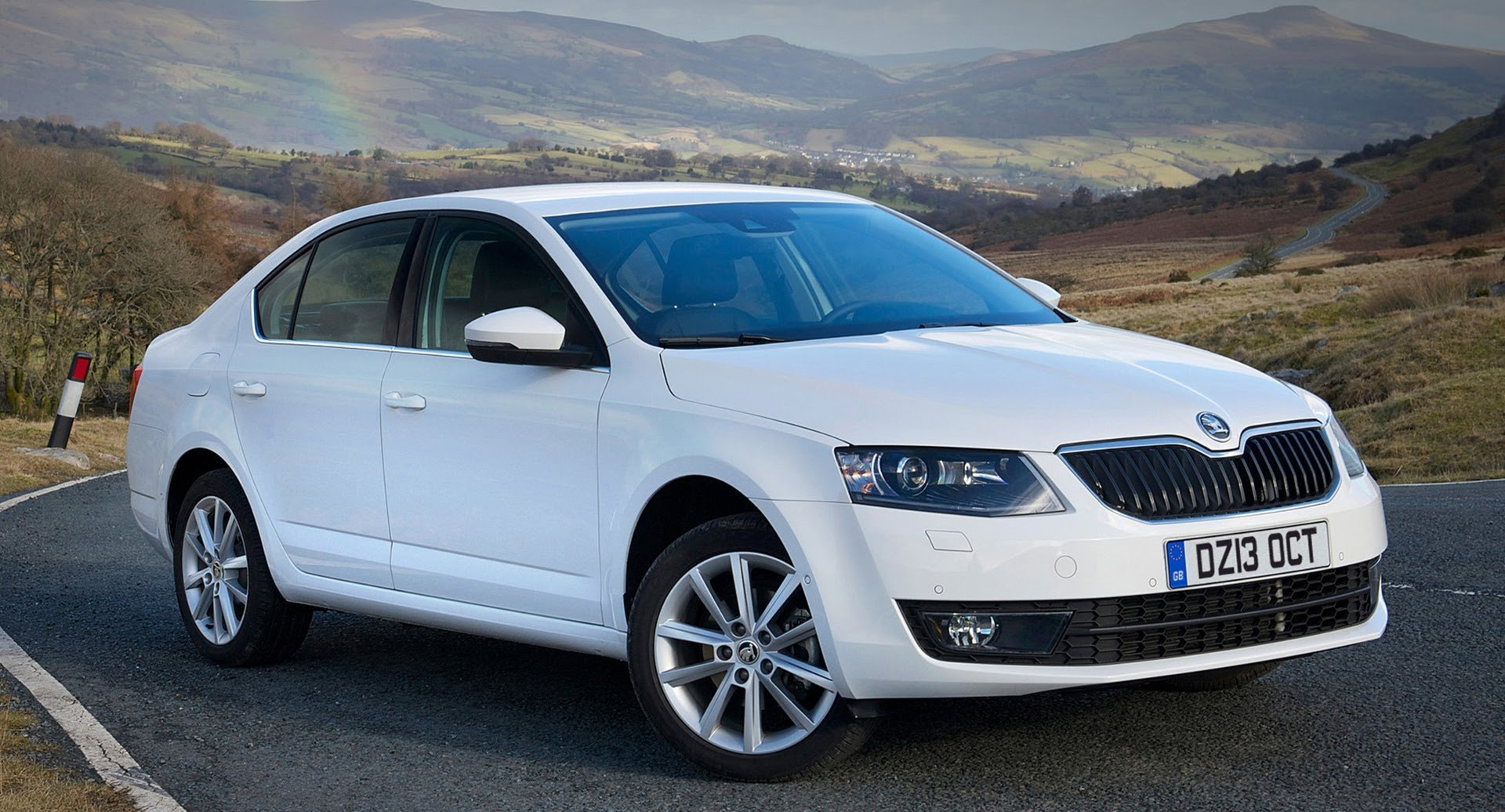 Skoda Octavia A7 HQ wallpapers