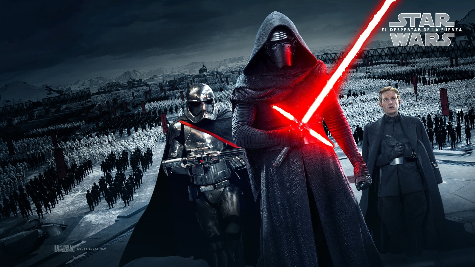 Star Wars Episode Vii The Force Awakens Hd Wallpapers 7wallpapers Net