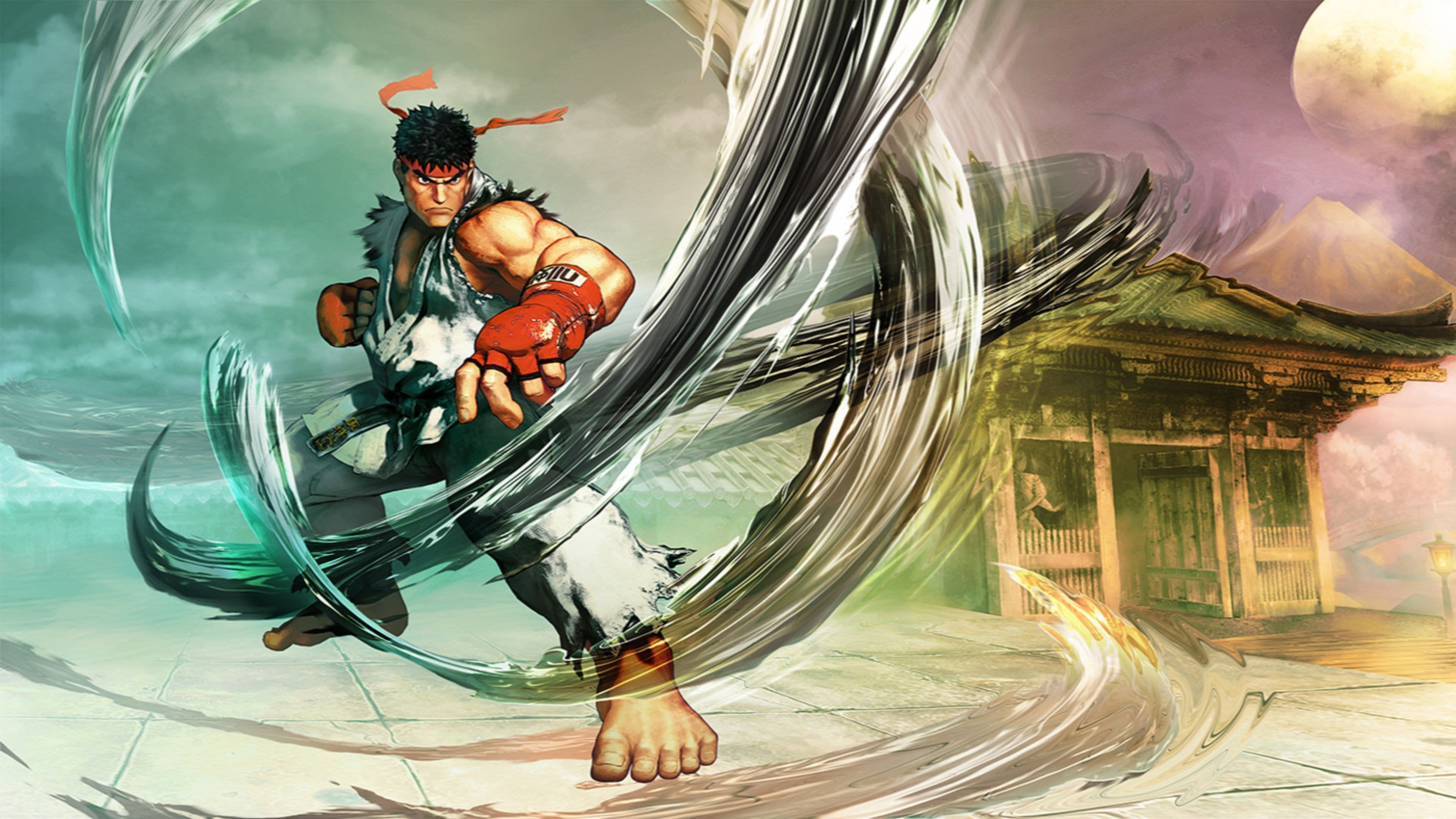 Street Fighter 5 HQ wallpapers