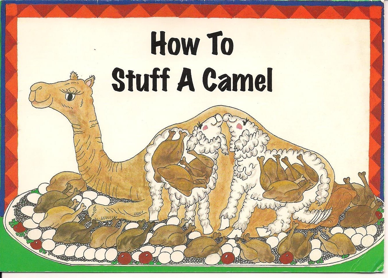 Stuffed Camel HD pictures