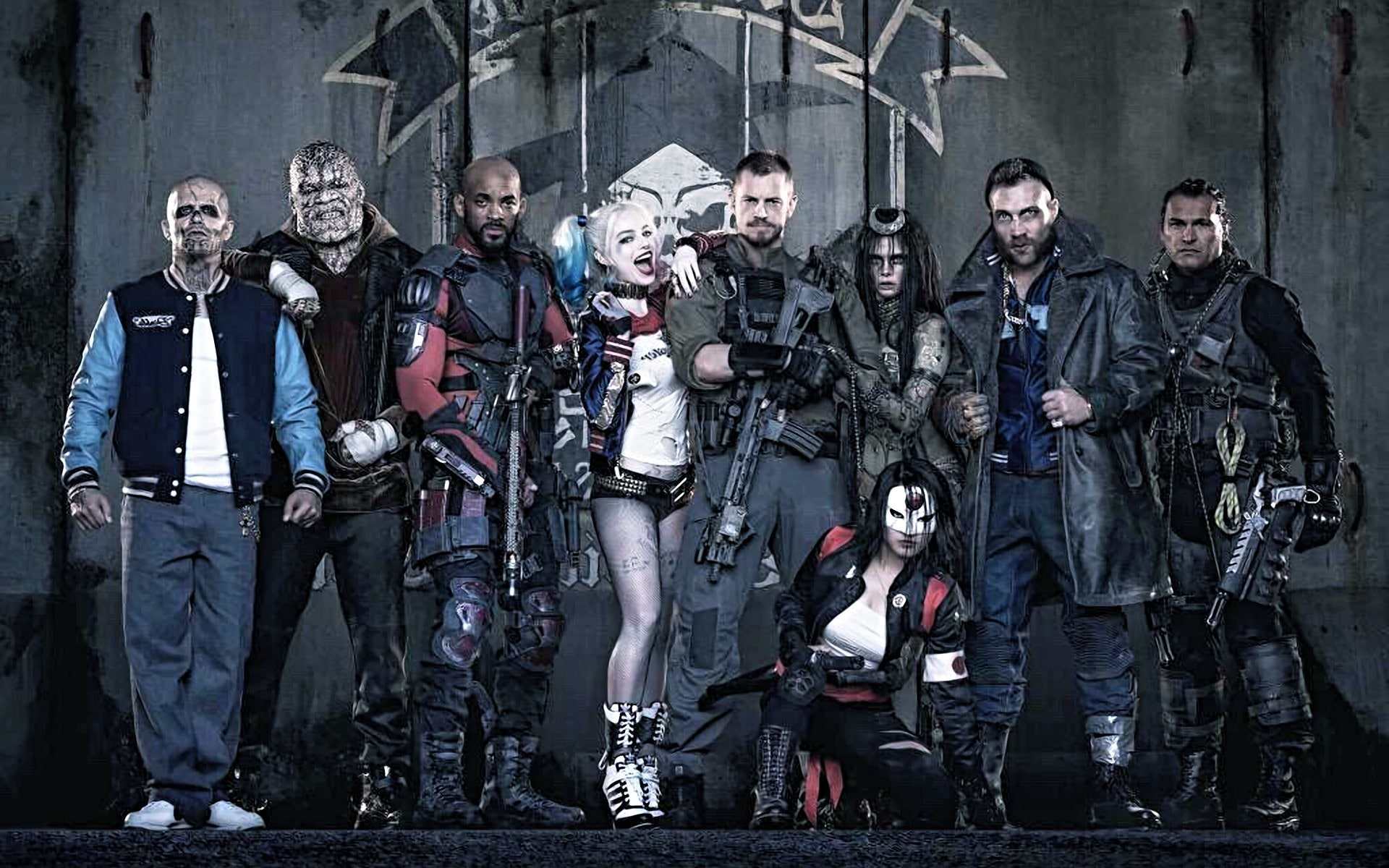 Suicide Squad HQ wallpapers
