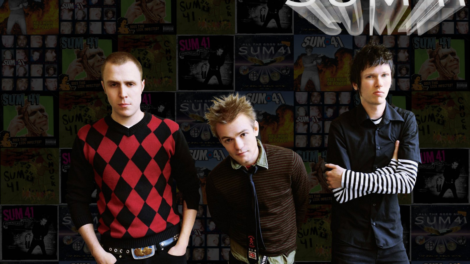 Sum 41 HQ wallpapers