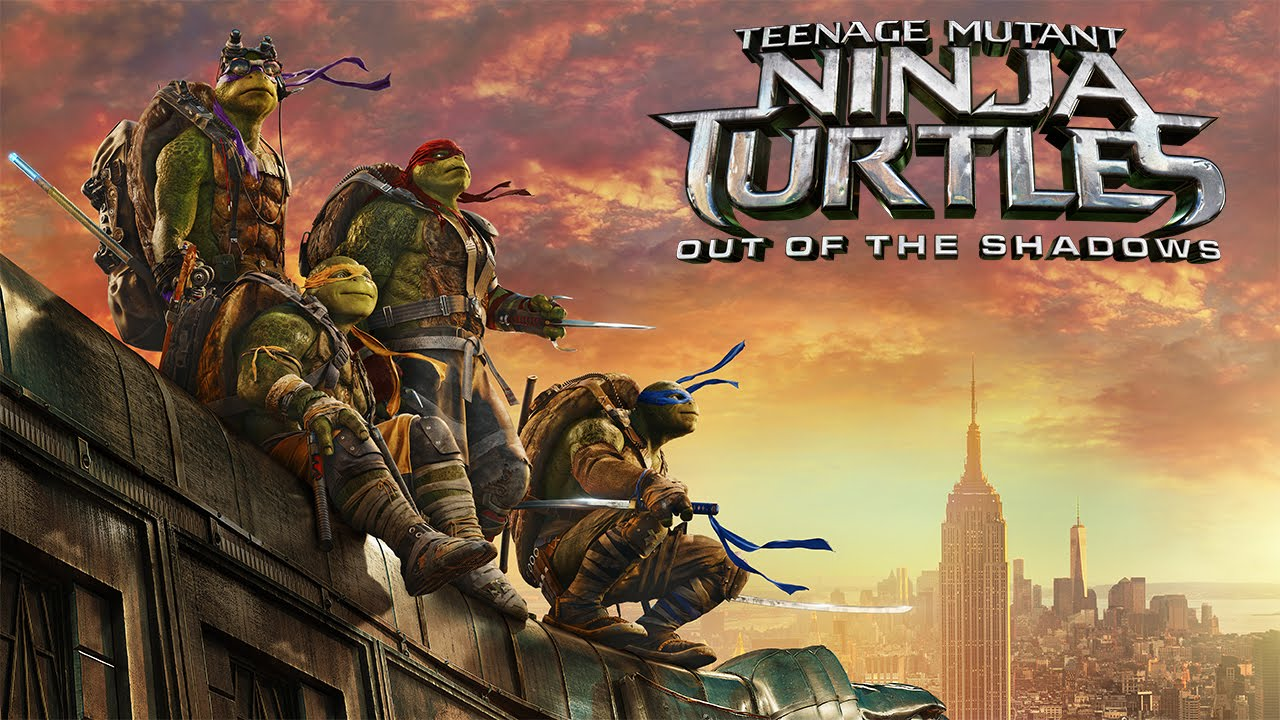 Teenage Mutant Ninja Turtles: Out of the Shadows HQ wallpapers