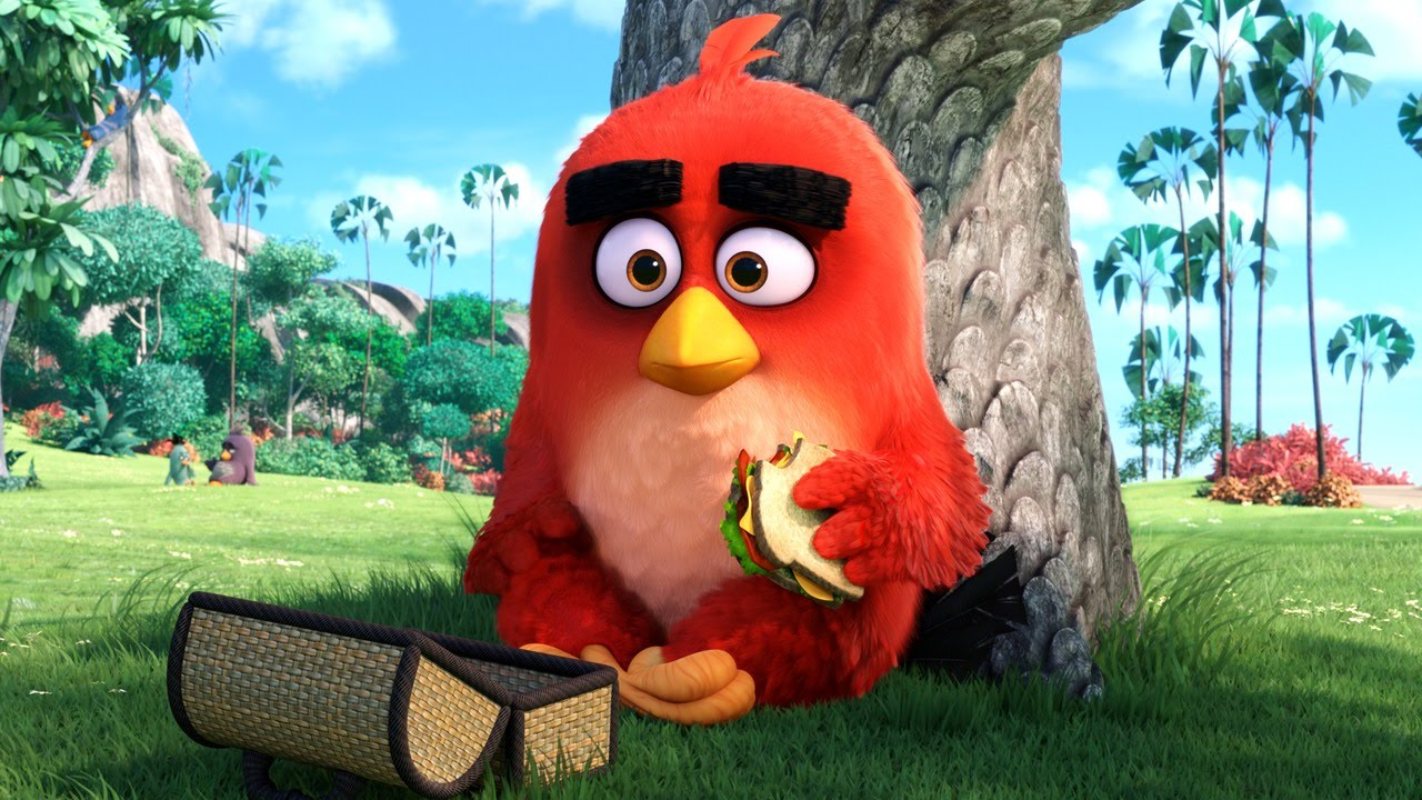 the angry birds movie hd desktop wallpapers | 7wallpapers